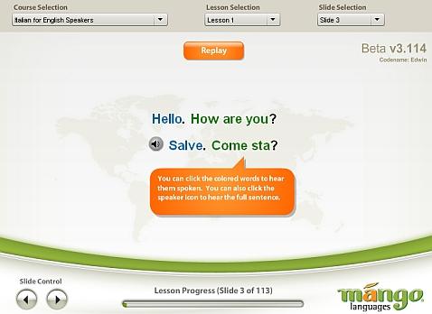 Aprenda outro idioma online